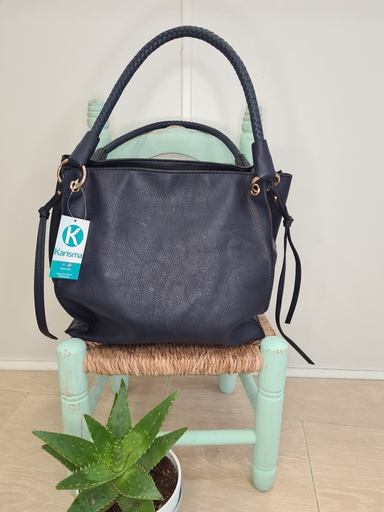 Bolso Polipiel Blue
